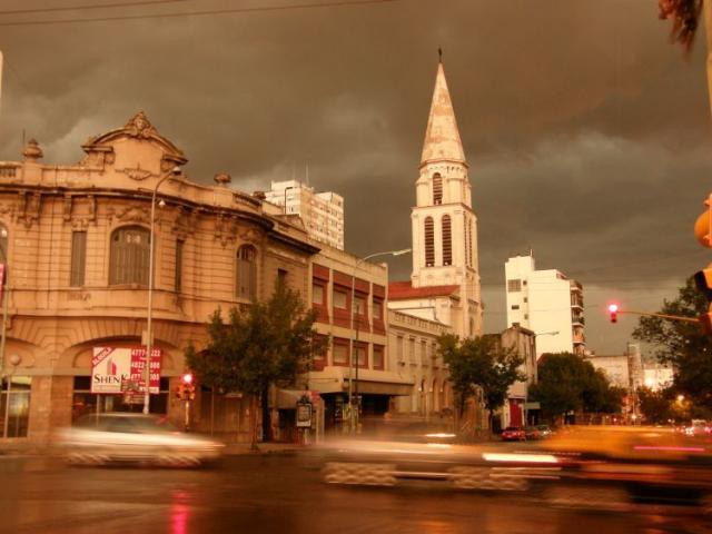 Bouřka v Palermo, Buenos Aires 2 - Buenos Aires 2009