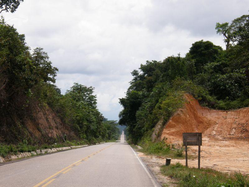 cesta zpět to civilizace - Brazílie- Amazonie a Manaus