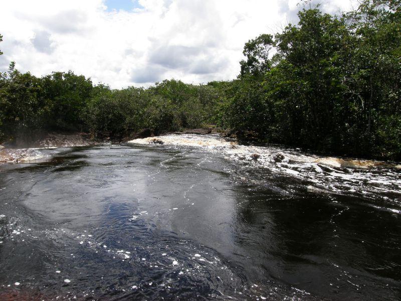 Krása pralesní řeky 3 - Brazílie- Amazonie a Manaus