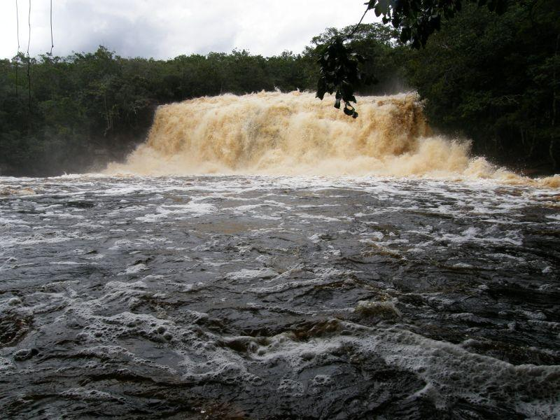 Presidente Figueiredo- Terra des cachoeiras - Brazílie- Amazonie a Manaus