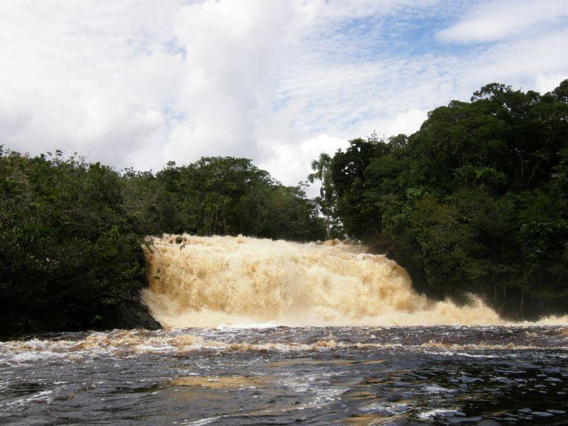 Presidente Figueiredo- Terra des cachoeiras 2 - Brazílie- Amazonie a Manaus
