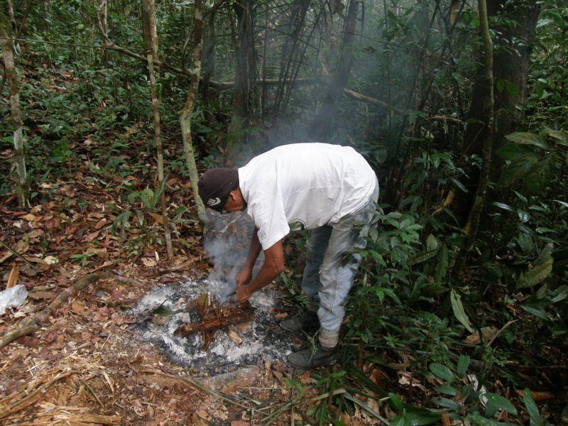 Raimundo u ohně - Brazílie- Amazonie a Manaus