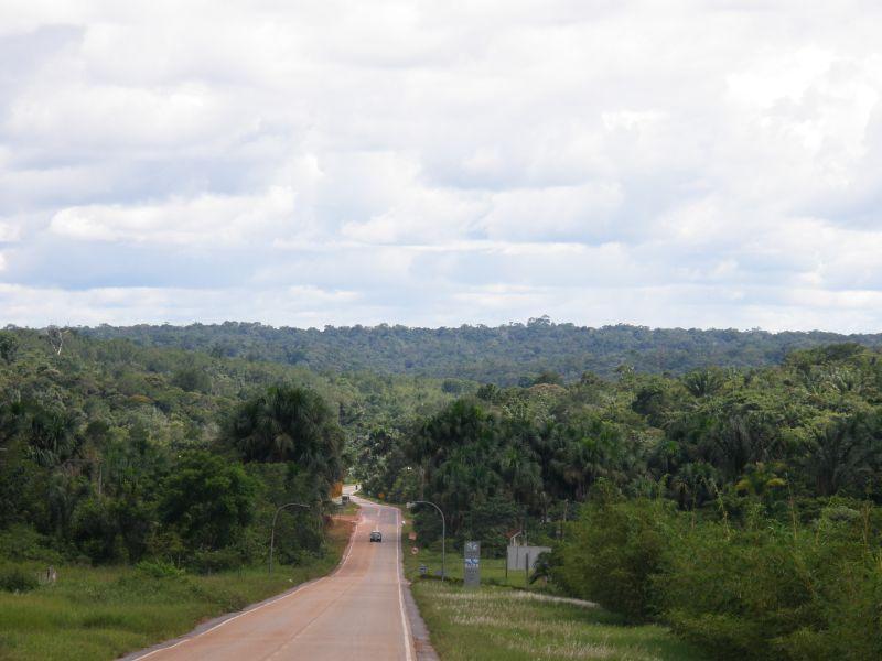 Silnice pralesem 2 - Brazílie- Amazonie a Manaus