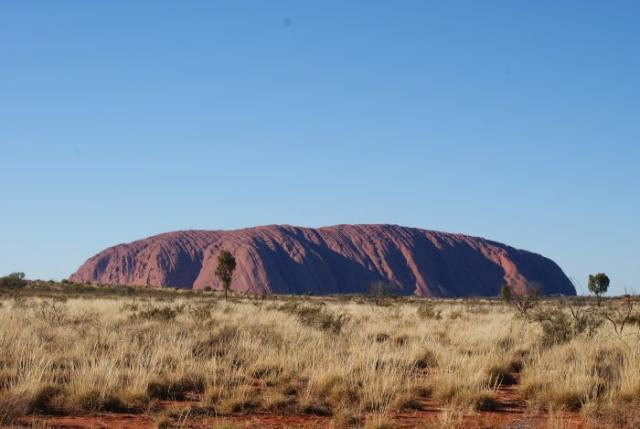 Central Australia- Ayers Rock photo no. 4