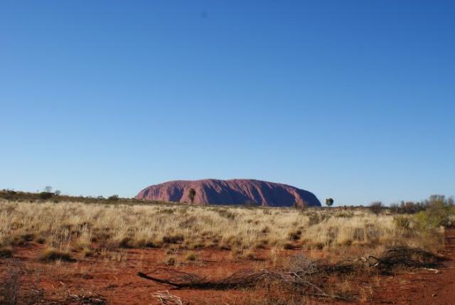Central Australia- Ayers Rock photo no. 3