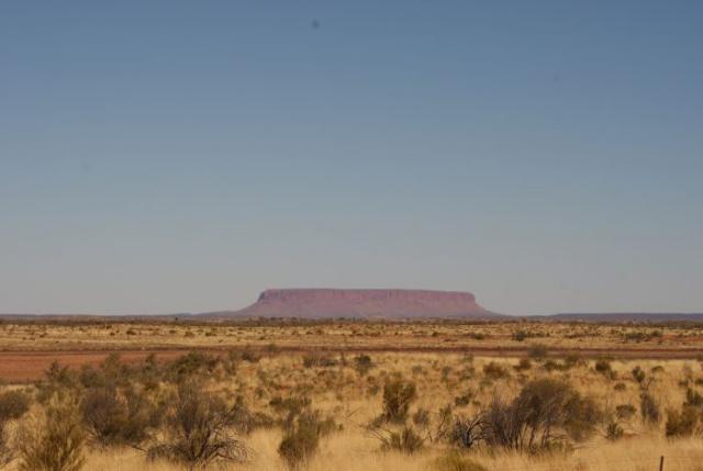 Central Australia- Ayers Rock photo no. 1