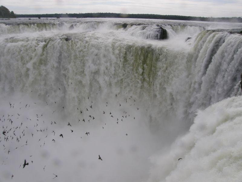 Garganta del diablo II - Vodopády Iguazu (Argentina)