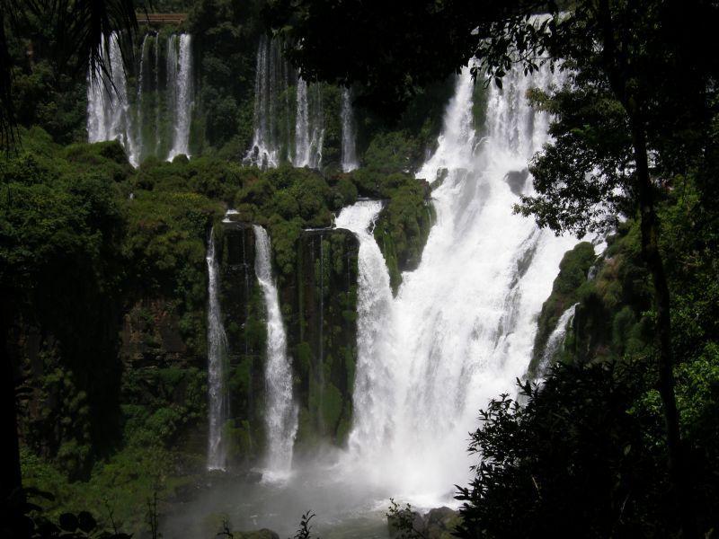 Síla Iguazu 2 - Vodopády Iguazu (Argentina)