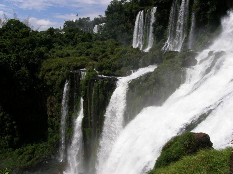 Síla Iguazu 3 - Vodopády Iguazu (Argentina)
