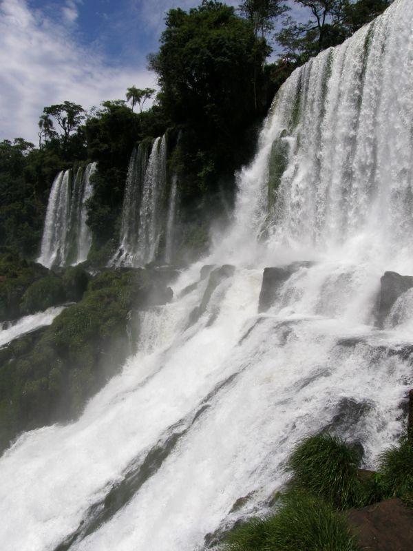 Síla Iguazu 4 - Vodopády Iguazu (Argentina)