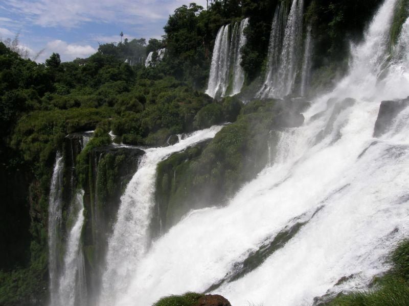 Síla Iguazu 5 - Vodopády Iguazu (Argentina)