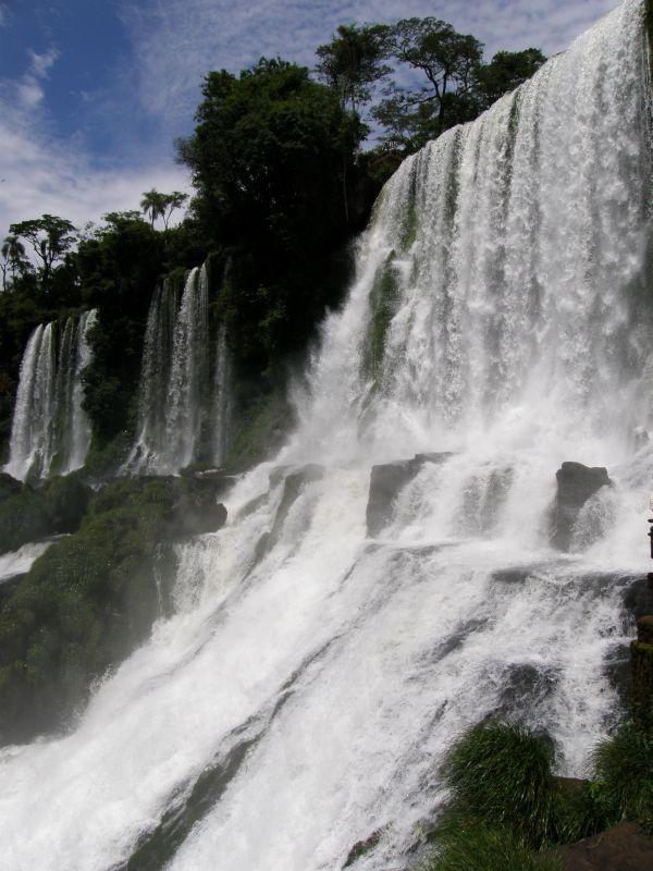 Síla Iguazu 6 - Vodopády Iguazu (Argentina)