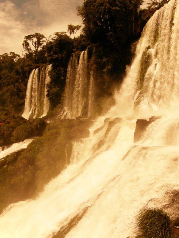 Síla Iguazu 8 - Vodopády Iguazu (Argentina)