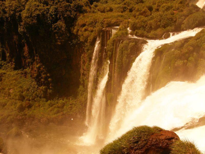 Síla Iguazu 9 - Vodopády Iguazu (Argentina)