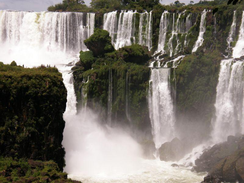 Vodopády Iguazu 11 - Vodopády Iguazu (Argentina)
