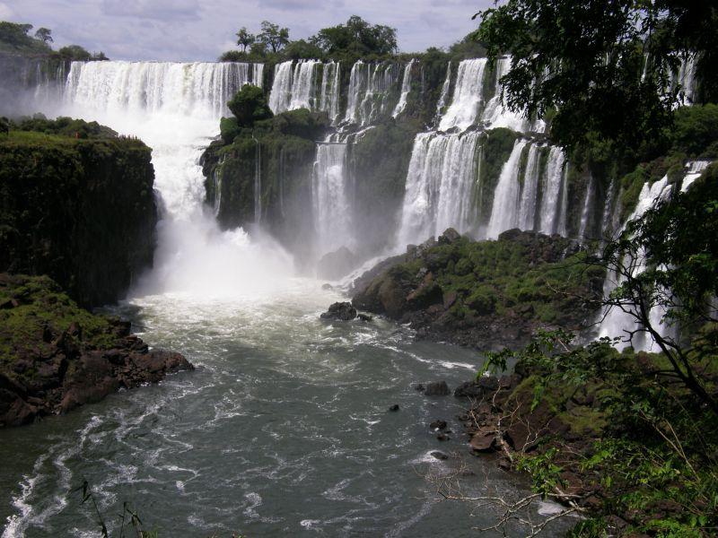 Vodopády Iguazu 12 - Vodopády Iguazu (Argentina)
