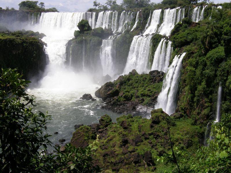 Vodopády Iguazu 13 - Vodopády Iguazu (Argentina)
