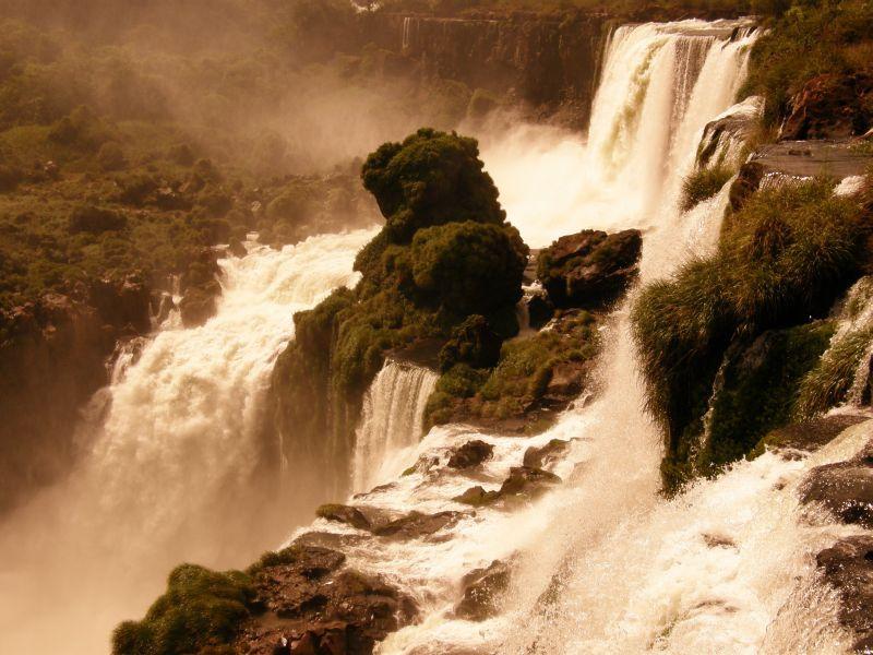 Vodopády Iguazu 2 - Vodopády Iguazu (Argentina)