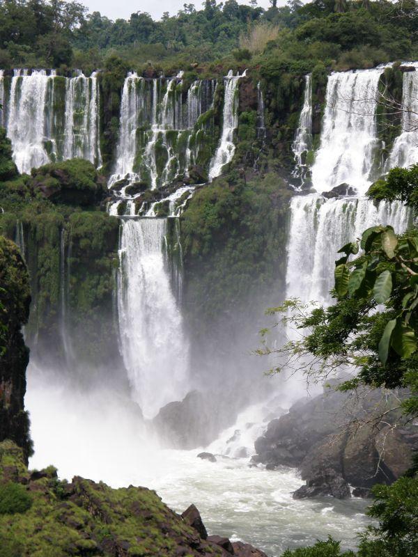 Vodopády Iguazu 4 - Vodopády Iguazu (Argentina)