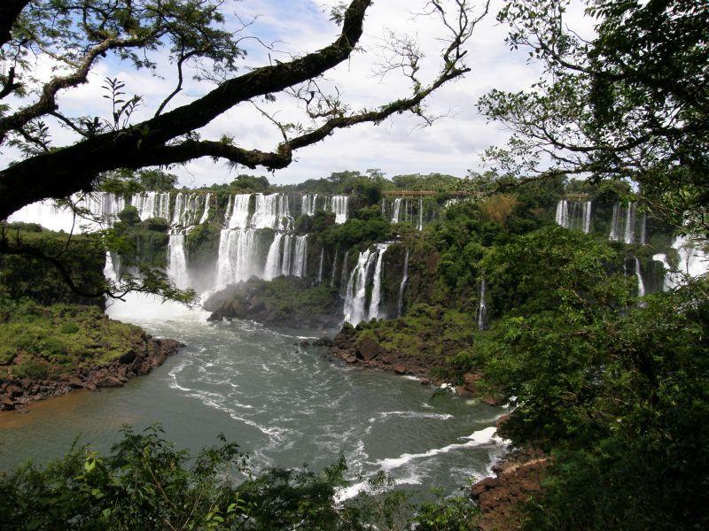 Vodopády Iguazu 6 - Vodopády Iguazu (Argentina)