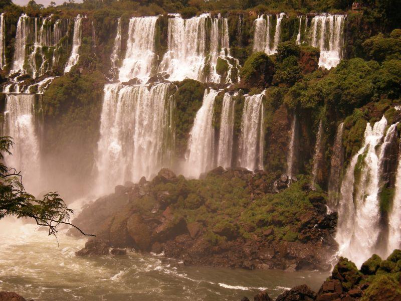 Vodopády Iguazu 8 - Vodopády Iguazu (Argentina)