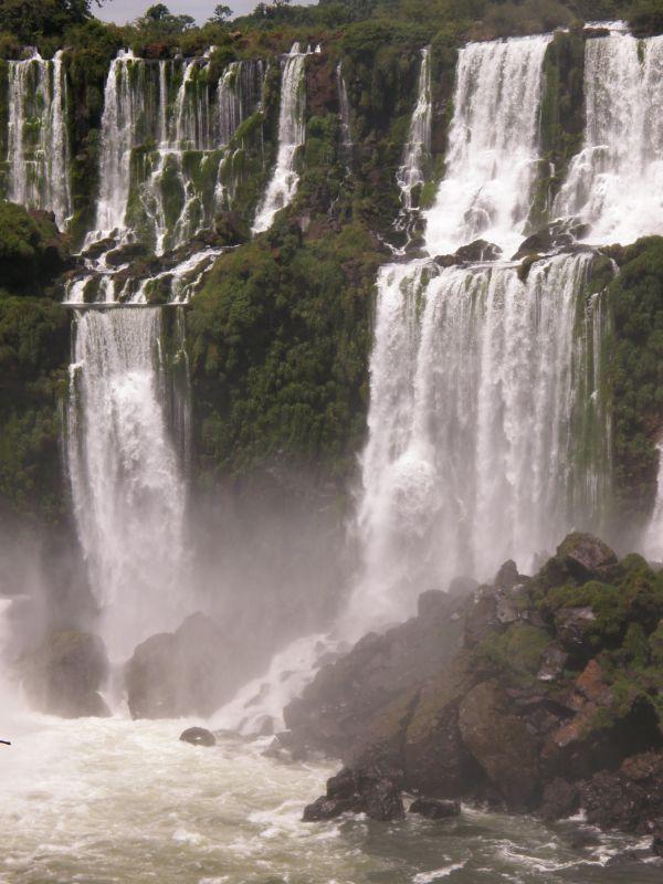 Vodopády Iguazu 9 - Vodopády Iguazu (Argentina)