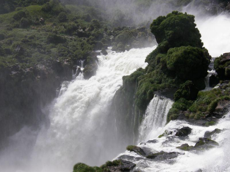 Vodopády Iguazu - Vodopády Iguazu (Argentina)