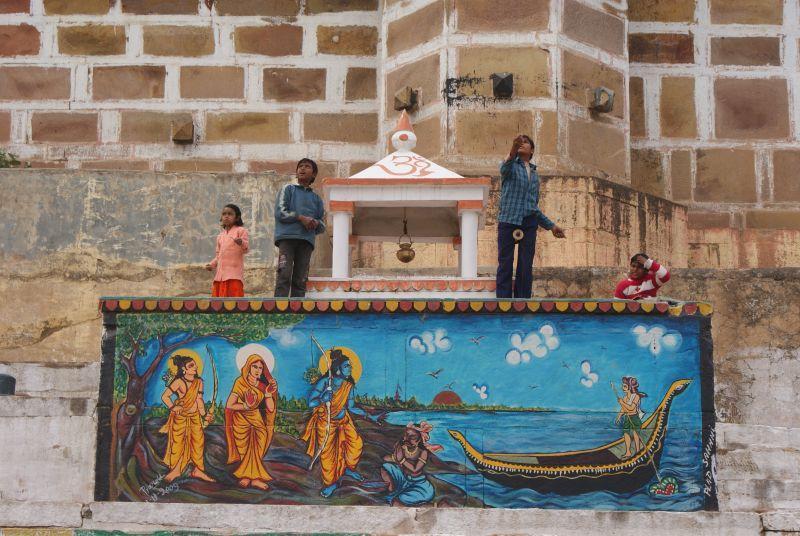 India - Holy city of Varanasi photo no. 20