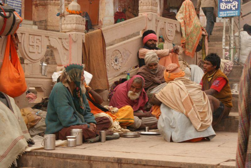 India - Holy city of Varanasi photo no. 7
