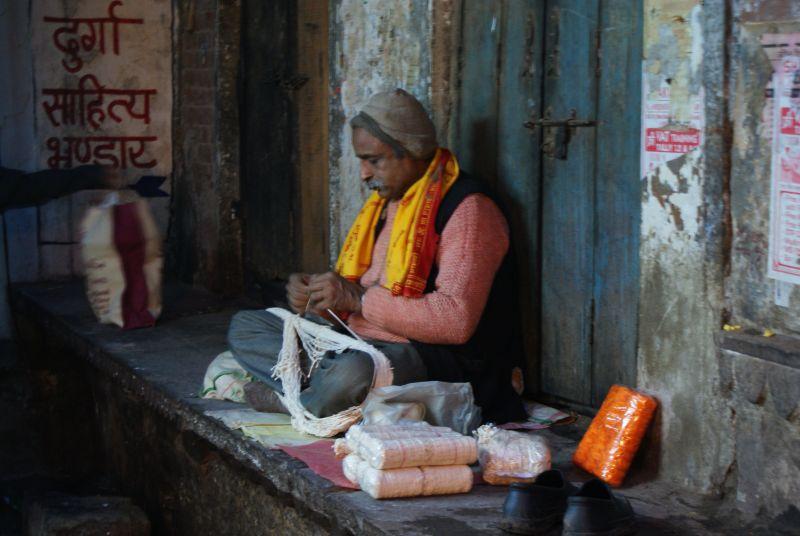 India - Holy city of Varanasi photo no. 13