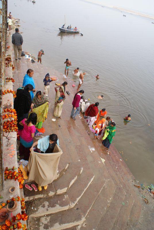 India - Holy city of Varanasi photo no. 17