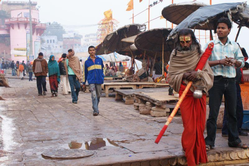 India - Holy city of Varanasi photo no. 5