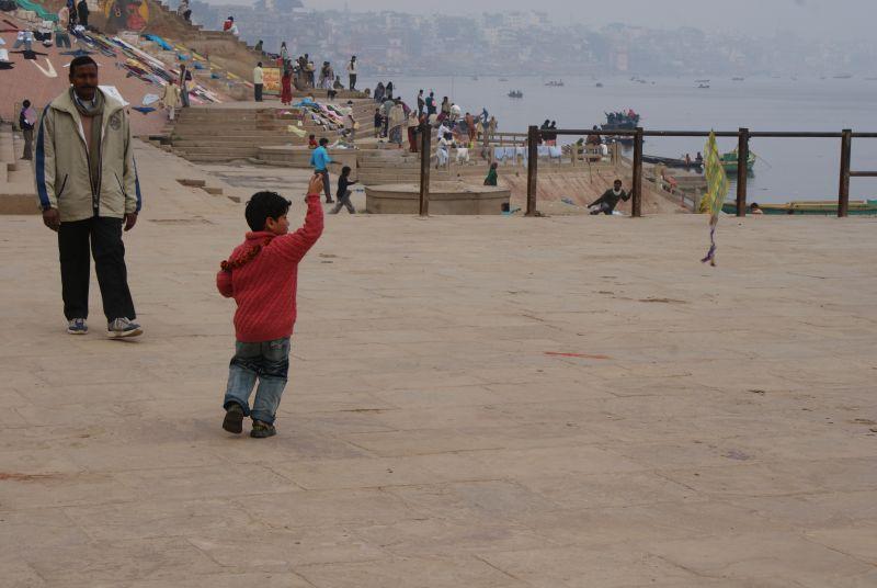 India - Holy city of Varanasi photo no. 21