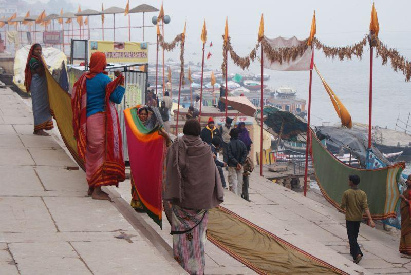 India - Holy city of Varanasi photo no. 1