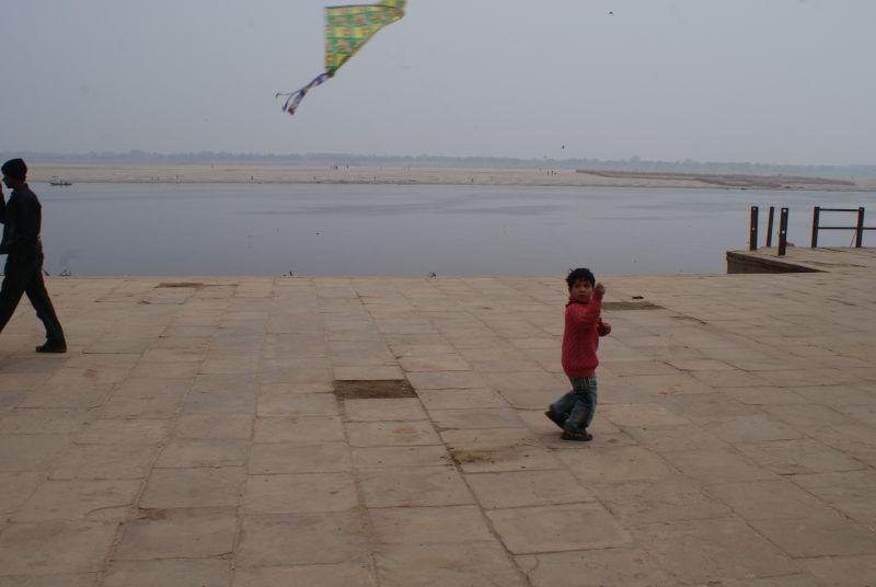 Vzleť! - Indie - Posvatne mesto Varanasi