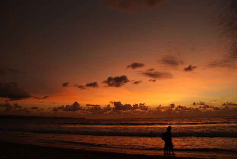 Bali sunset 1 - Indonésie- Bali