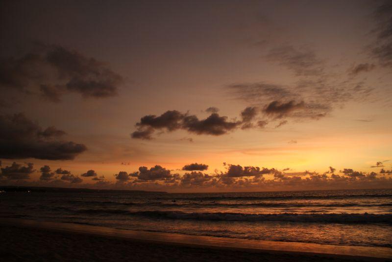 Bali sunset 2 - Indonésie- Bali