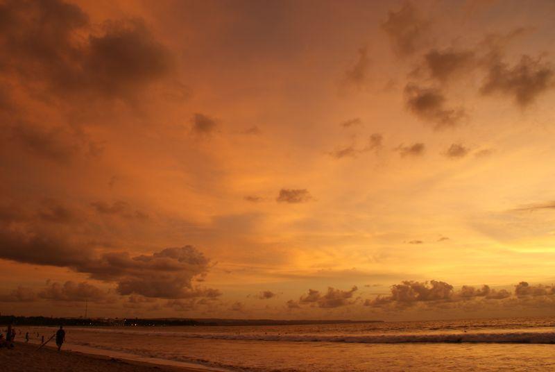 Bali sunset 4 - Indonésie- Bali