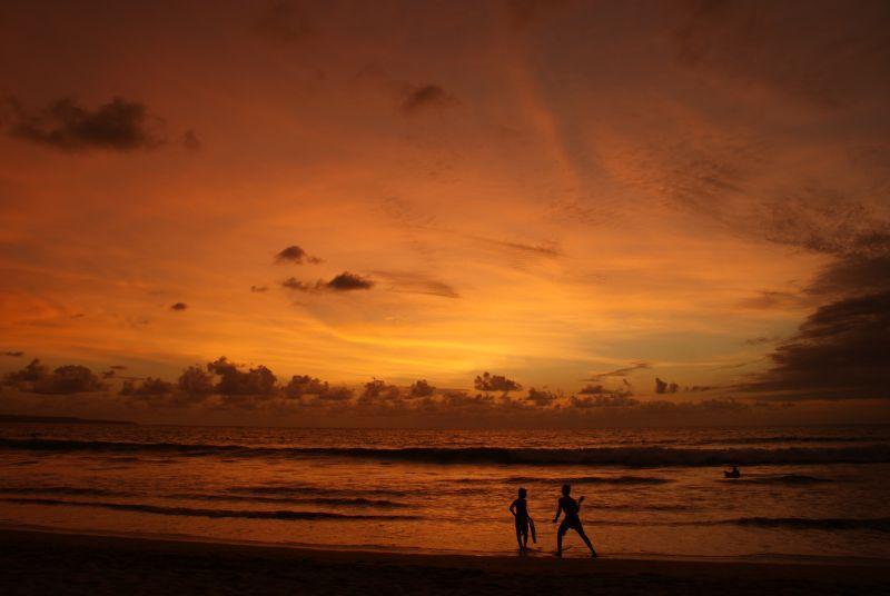 Bali sunset 5 - Indonésie- Bali