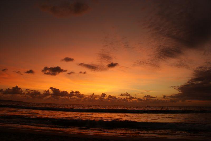 Bali sunset 6 - Indonésie- Bali