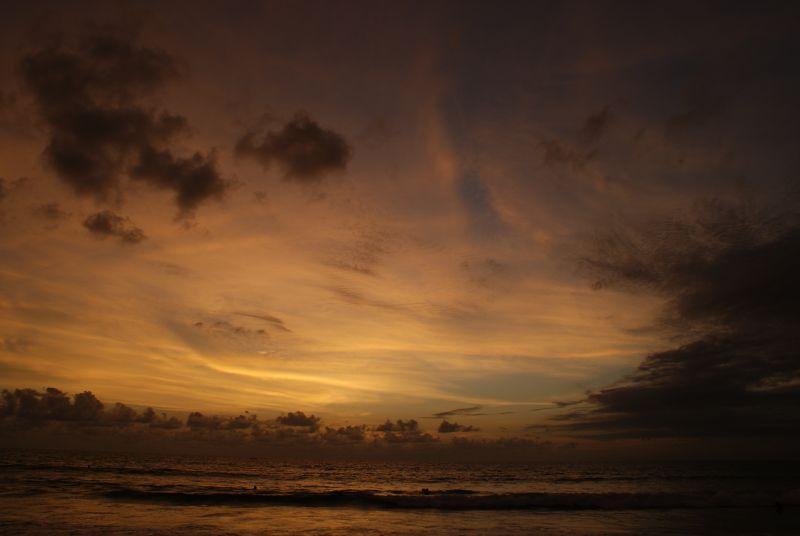 Bali sunset 8 - Indonésie- Bali