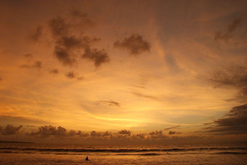 Bali sunset 9 - Indonésie- Bali