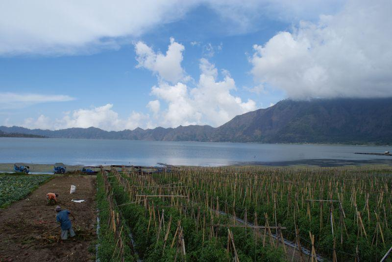 Danau Batur - Indonésie- Bali