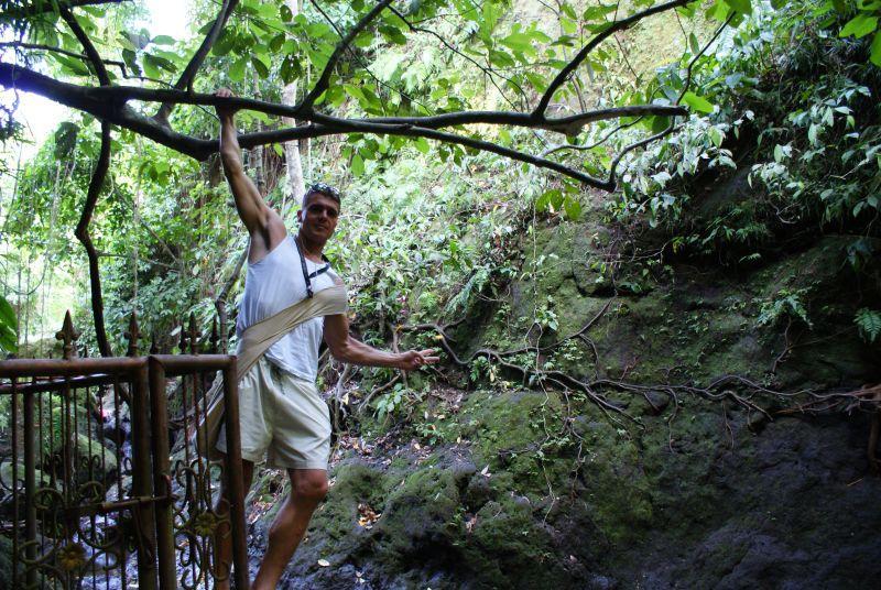 Já taky v opičím stylu - Indonésie- Bali