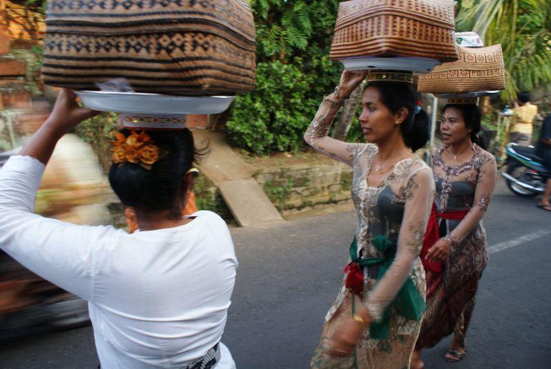 Kouzelné Balinéské ženy 3 - Indonésie- Bali