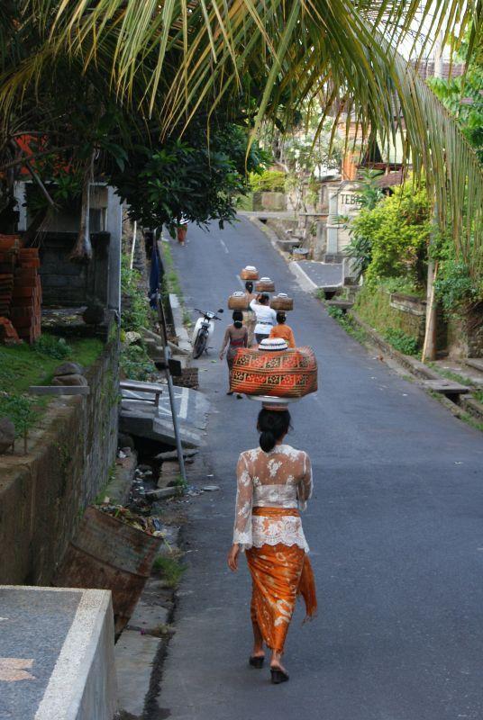 Kouzelné Balinéské ženy 4 - Indonésie- Bali