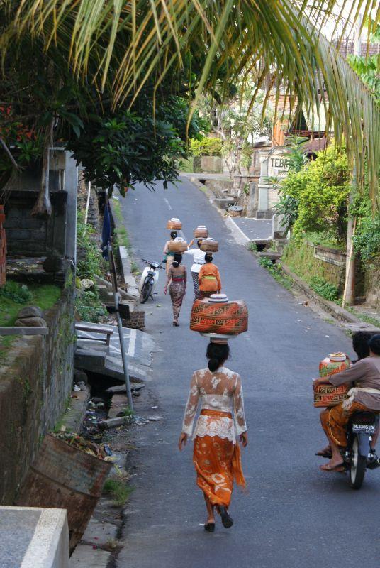 Kouzelné Balinéské ženy 5 - Indonésie- Bali