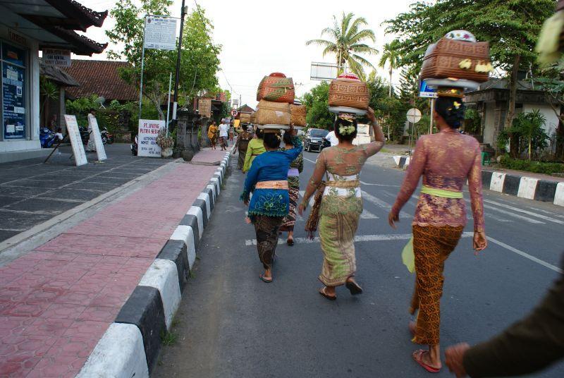 Kouzelné Balinéské ženy 6 - Indonésie- Bali