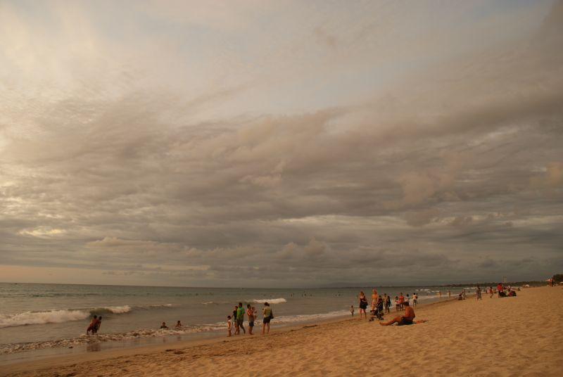 Kuta beach - Indonésie- Bali
