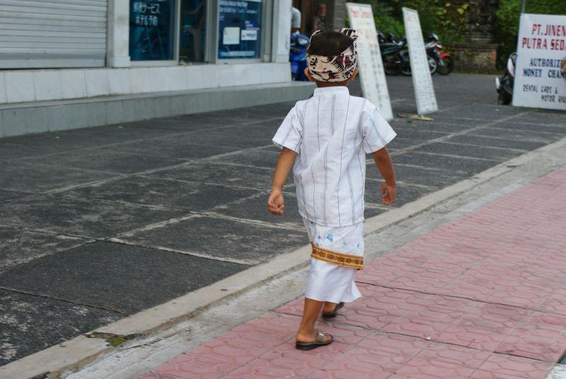 Malý hindu - Indonésie- Bali